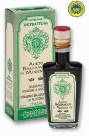 "Linea ""Balsamic vinegar of modena pgi"" - ""MARGHERITA: Balsamic Vinegar of Modena - Serie 8 Crowns 250ml - 4"""